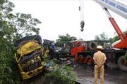 Xe tải gây tai nạn liên hoàn, tài xế tử vong tại chỗ