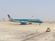 Vietnam Airlines nhận siêu máy bay Airbus A350 thứ 5