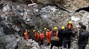 Nổ mỏ ở Trùng Khánh làm 33 người mắc kẹt