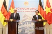 Bộ trưởng Ngoại giao Phạm Bình Minh hội đàm với Ngoại trưởng Đức