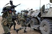 NATO, Nga tập trận song song ở vùng Balkan