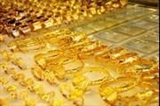 Giá vàng tăng nhẹ, gần mốc 36 triệu/lượng