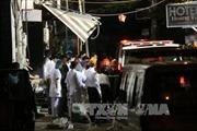 13 người thiệt mạng trong vụ cháy trên đường Trần Thái Tông
