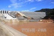 Một số nhà máy thủy điện trên địa bàn Quảng Nam xả lũ