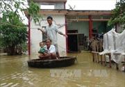 Quảng Bình vượt khó, nỗ lực khắc phục hậu quả mưa lũ