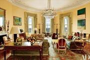 Ghé thăm không gian sinh hoạt Nhà Trắng của gia đình Obama