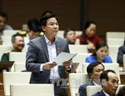 Thông cáo số 10 kỳ họp thứ 2, Quốc hội khóa XIV