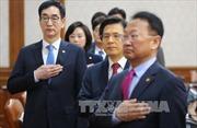 Tổng thống Hàn Quốc chỉ định chánh văn phòng, thư ký chính trị mới