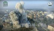 Phiến quân nã bom và tên lửa nhằm phá vỡ vòng vây Aleppo