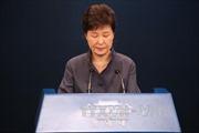 Tổng thống Hàn Quốc sẽ phát biểu về bê bối chính trị