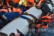 240 người di cư chết đuối ngoài khơi Libya trong 48 giờ