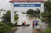 Mưa lớn cô lập nhiều xã vùng sâu Đắk Lắk