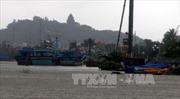 Khẩn trương ứng cứu tàu cá và ngư dân gặp nạn gần đảo Phú Quý