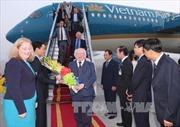 Tổng thống Ireland và Phu nhân bắt đầu thăm Việt Nam