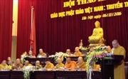 Giáo dục Phật giáo Việt Nam: Truyền thống và hiện đại