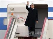 Thủ tướng Trung Quốc thăm Nga