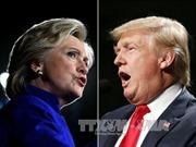 Hai ứng cử viên Tổng thống Mỹ vận động bầu cử tới phút chót