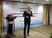 Hơn 50 nhà triển lãm Việt Nam tham dự Hội chợ Quốc tế Frankfurt