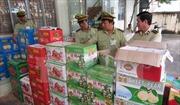 Giảm nhập khẩu trái cây từ Trung Quốc
