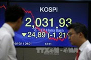 Chứng khoán châu Á đồng loạt giảm điểm sau kết quả bầu cử Mỹ