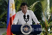 Tổng thống Philippines tuyên bố ngừng tranh cãi với Mỹ