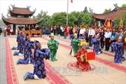 Tu bổ, tôn tạo các công trình phục vụ Lễ hội Đền Hùng 2017