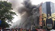 Cảnh sát phòng cháy 'làm cương quyết thì bị nói gây phiền hà'