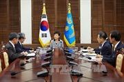 Quân đội Hàn Quốc họp khẩn sau khi ông Trump đắc cử