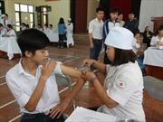 Năm 2017 sẽ tiêm miễn phí vắc xin sởi – rubella do Việt Nam sản xuất