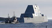 """Hải quân Mỹ không biết lấy gì trang bị cho tàu khu trục """"khủng"""""""