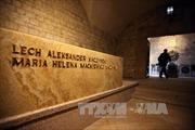 Ba Lan khai quật mộ cố Tổng thống Lech Kaczynski để điều tra