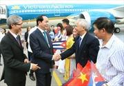 Chủ tịch nước: Chuyến thăm Cuba nhằm thắt chặt hơn mối quan hệ hai nước