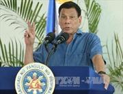 Ông Duterte muốn giảm tác động tiêu cực của phán quyết Biển Đông