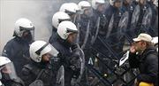 Binh sỹ Bỉ biểu tình phản đối tăng tuổi nghỉ hưu