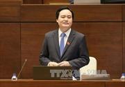 Bộ trưởng Phùng Xuân Nhạ: Không nên thành lập trường đại học ở địa phương