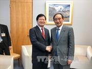 Việt Nam đề nghị Nhật Bản tiếp tục hỗ trợ phát triển kinh tế