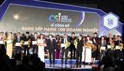 Suntory PepsiCo Việt Nam lọt top 100 doanh nghiệp bền vững 2016