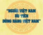 Phát động thi sáng tác logo 'Người Việt Nam ưu tiên dùng hàng Việt Nam'