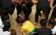 Lễ hội Hoa ban của người Thái