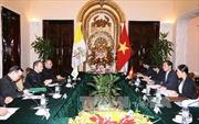 Chủ tịch nước sẽ thăm Cộng hòa Italy từ 21- 24/11