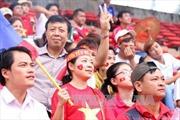 """Hơn 700 cổ động viên Việt Nam tới Yangon """"tiếp lửa"""""""