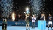 Đánh bại Djokovic, Murray vô địch ATP Finals 2016