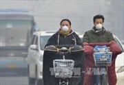 Bắc Kinh sẽ cấm ôtô cũ lưu thông mỗi khi có cảnh báo khói mù