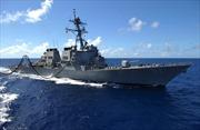 Tàu chiến Mỹ dồn dập thăm Philippines