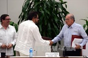 Chính phủ Colombia hối thúc Quốc hội sớm luật hóa thỏa thuận hòa bình