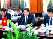 Đối thoại nông nghiệp giữa Việt Nam và Australia