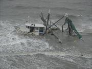 Tàu cá Trung Quốc chìm ngoài khơi Hàn Quốc