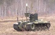 Nga kiểm tra robot bảo vệ tên lửa đạn đạo