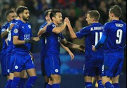 Leicester City viết tiếp câu chuyện cổ tích ở Champions League