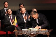 Chính phủ Colombia và FARC ký thỏa thuận hòa bình sửa đổi